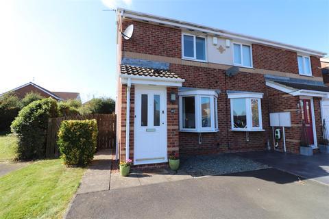 2 bedroom semi-detached house for sale - Larchwood Drive, Ashington