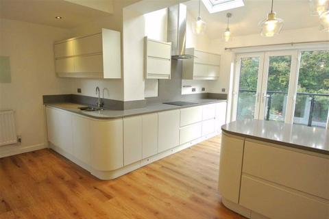 4 bedroom semi-detached house to rent - Longley Road, Almondbury, Huddersfield, HD5