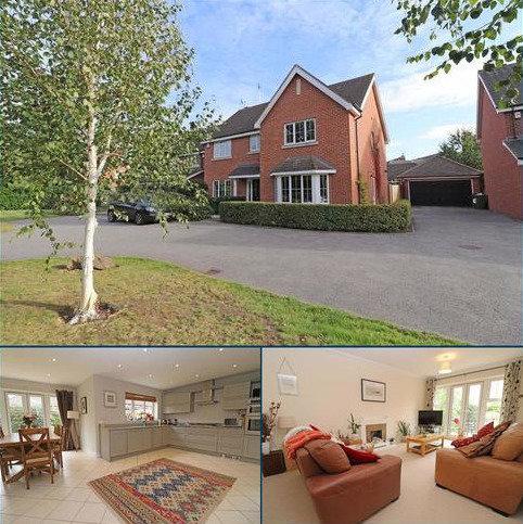 5 bedroom detached house for sale - Myton Road, Warwick, CV34