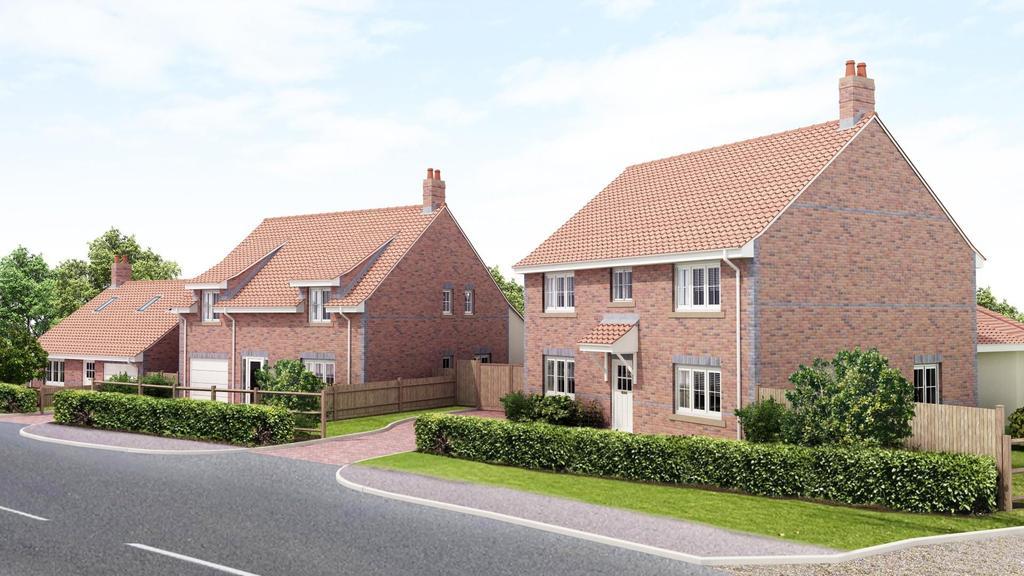 Kirkoswald House Plot 2 (on left)