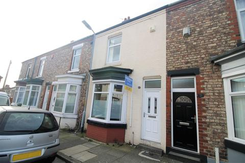 2 bedroom terraced house to rent - Wrightson Street, Norton