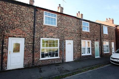 2 bedroom terraced house to rent - Main Road, Drax