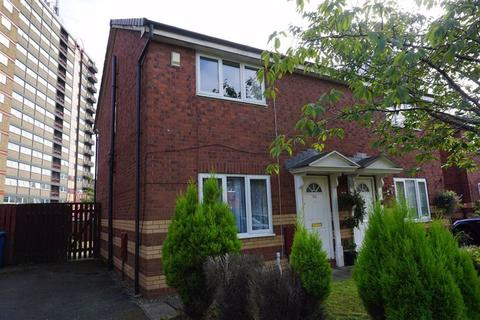 3 bedroom semi-detached house to rent - Angora Drive, Trinity Riverside, Salford