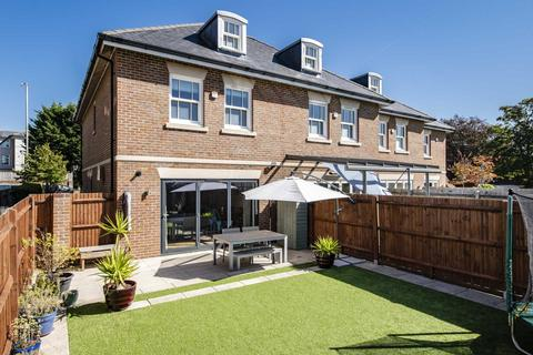 4 bedroom end of terrace house for sale - Wellington Gardens, Southborough
