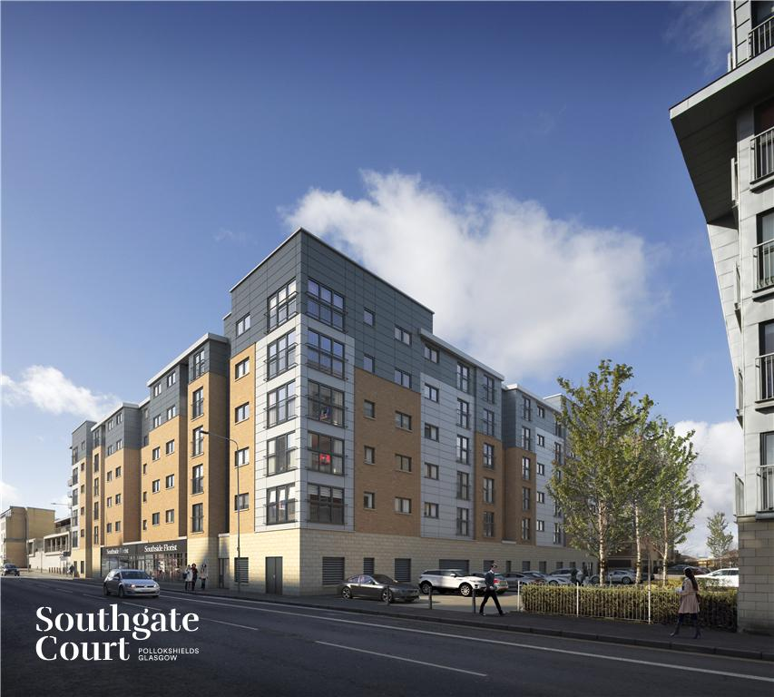 Plot 90 Southgate Court Barrland Street Pollokshaws Road