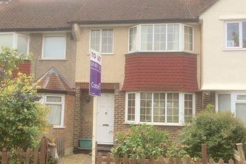 3 bedroom terraced house to rent - Pembury Avenue KT4