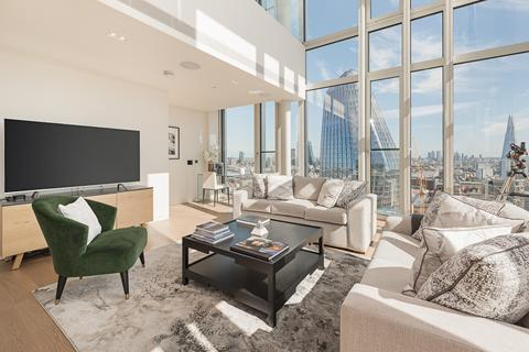 3 bedroom house to rent - South Bank Tower, Upper Ground, Southbank, London, SE1