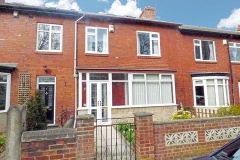 3 bedroom terraced house for sale - Balmoral Terrace, Oxbridge, Stockton-on-Tees, Durham, TS18 4DD