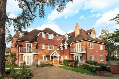 2 bedroom apartment for sale - Holly Lodge, 1 Oatlands Chase, Weybridge, KT13