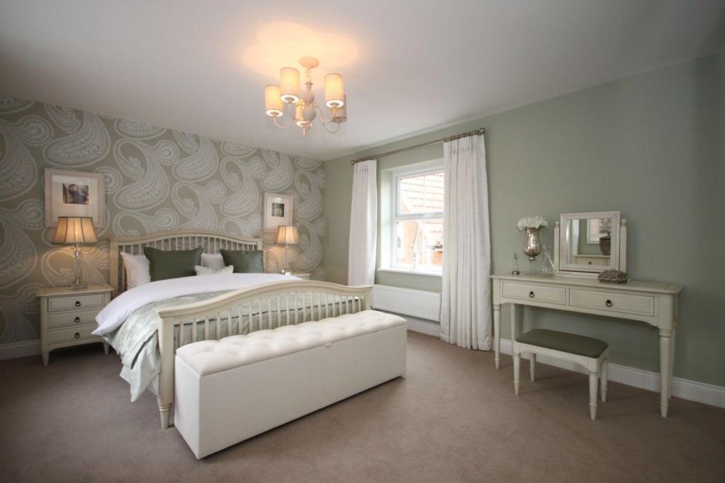 Tunstall master bedroom