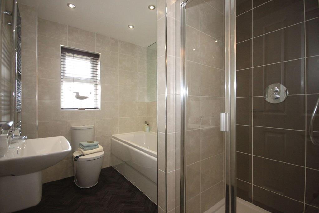 Tunstall bathroom