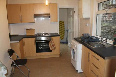 4 bedroom terraced house to rent - Moy Road, Roath, Cardiff, CF24 4SG