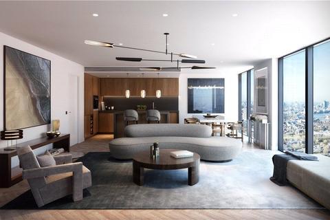 2 bedroom flat for sale - 14.13- The Landmark Pinnacle, Westferry Road, Isle Of Dogs, London, E14