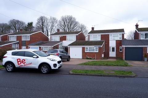 4 bedroom detached house to rent - Lowther Road, Dunstable LU6