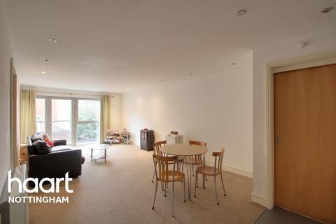 1 bedroom flat for sale - North West, Talbot Street, Nottingham