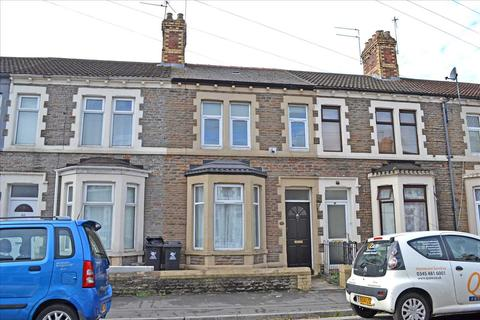 2 bedroom terraced house for sale - SWINTON STREET, SPLOTT, CARDIFF