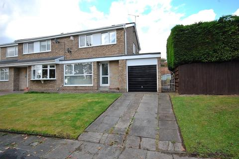 3 bedroom semi-detached house for sale - Dilston Road, Newton Hall, Durham