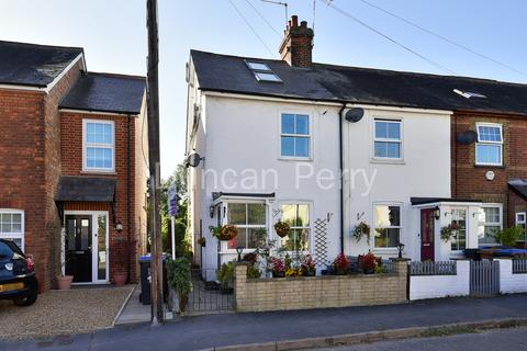 3 bedroom end of terrace house for sale - Holloways Lane, Welham Green