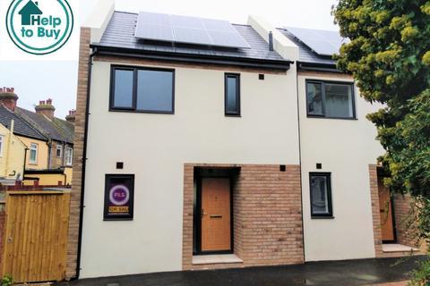 2 bedroom end of terrace house for sale - Buckler Street, Portslade, BN41 1BB