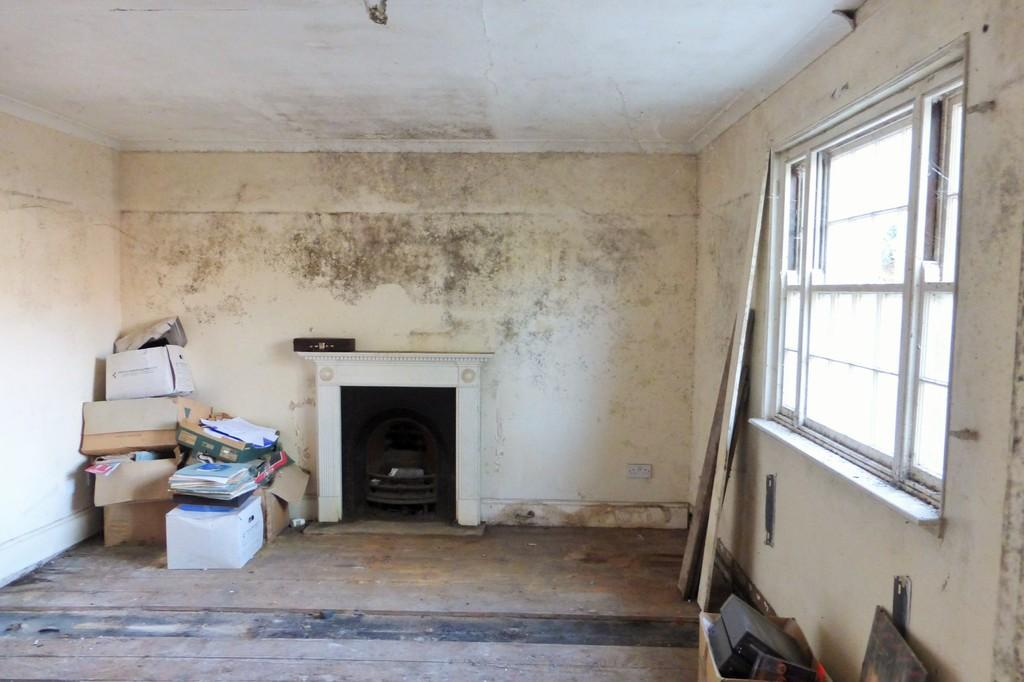 Secret property in Norwich: the living room