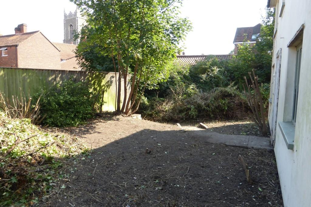 Secret property in Norwich: the garden