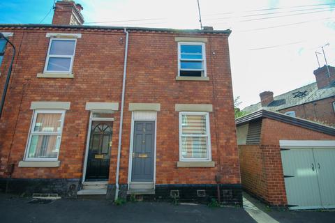 2 bedroom end of terrace house for sale - Cedar Street, Derby