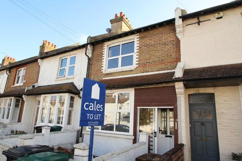 2 bedroom terraced house to rent - Seaford Road, Hove