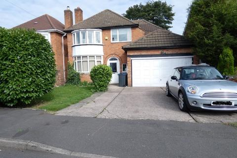 4 bedroom detached house for sale - Wakefield Close, Sutton Coldfield