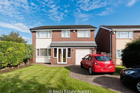 4 bedroom detached house for sale - Millersdale Grove, Beechwood, Runcorn