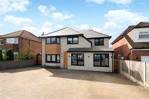 5 bedroom detached house for sale - Warburton Close, Hale Barns, Altrincham, WA15