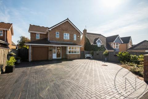 4 bedroom detached house for sale - Hamilton Drive, Darlington