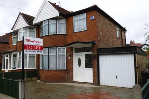 3 bedroom semi-detached house to rent - Chestnut Drive Sale Manchester M33 4HL