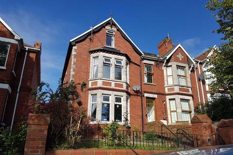 4 bedroom semi-detached house for sale - Romilly Road, Barry