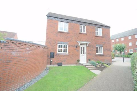 3 bedroom detached house for sale - Barnton Edge, Stone