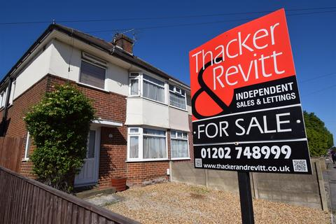 3 bedroom semi-detached house for sale - Churchill Road, Parkstone, Poole