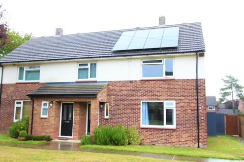 2 bedroom semi-detached house for sale - Dowding Avenue, Waterbeach, Cambridge, CB25