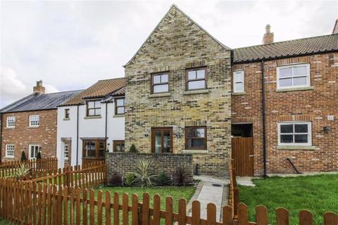 2 bedroom terraced house for sale - 6 Cobble Field, Back Street, Langtoft, East Yorkshire