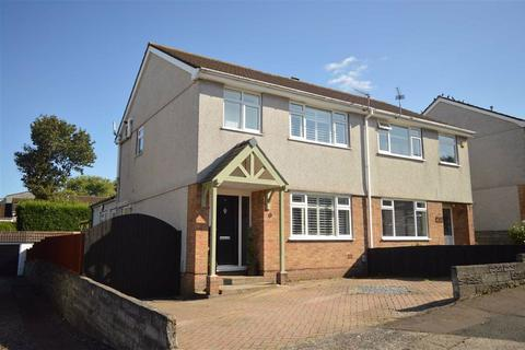 4 bedroom semi-detached house for sale - Rosewarne Close, Waunarlwydd, Swansea