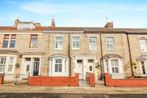 3 bedroom terraced house to rent - Waterloo Place, North Shields