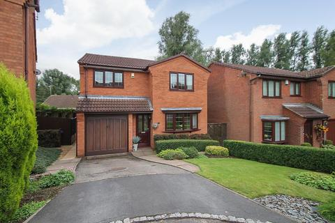 4 bedroom detached house for sale - Stone Pine Close, Hednesford, Cannock