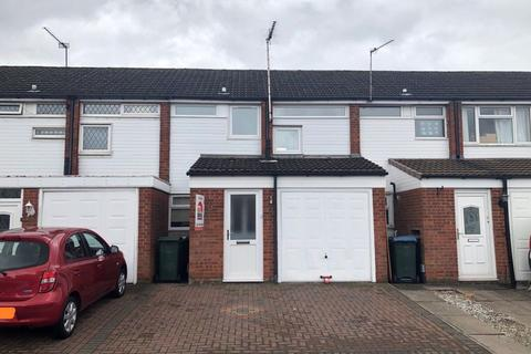 3 bedroom terraced house to rent - Boswell Drive, Walsgrave, CV2 2GU