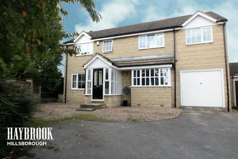 5 bedroom detached house for sale - Edge Close, Sheffield