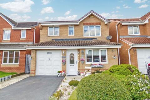 3 bedroom detached house for sale - Holwick Close, Consett, Durham, DH8 7UJ