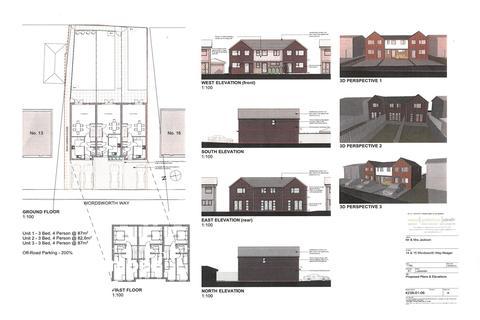 3 bedroom end of terrace house for sale - Wordsworth Way, Alsager