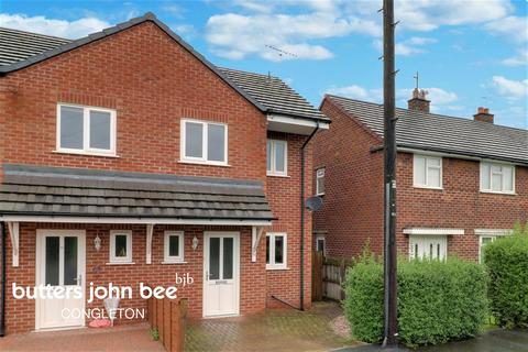 3 bedroom semi-detached house for sale - St Johns Road, Congleton