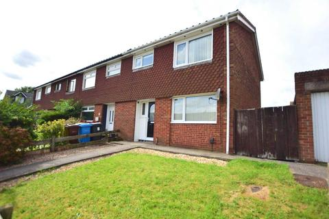 3 bedroom end of terrace house for sale - Greenhill Avenue, Wesham, PR4 3JF