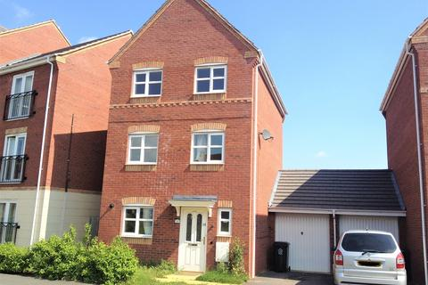 4 bedroom detached house to rent - Saxthorpe Road, Hamilton, Leicester LE5