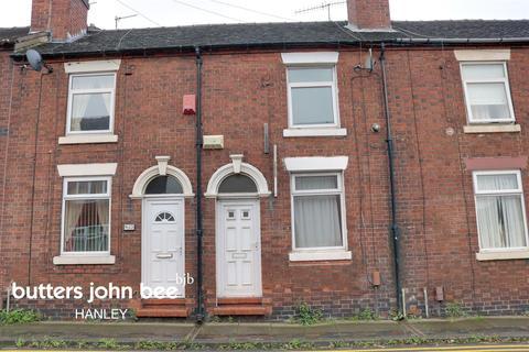 2 bedroom terraced house for sale - Chetwynd Street, Stoke on trent, ST6 1PP