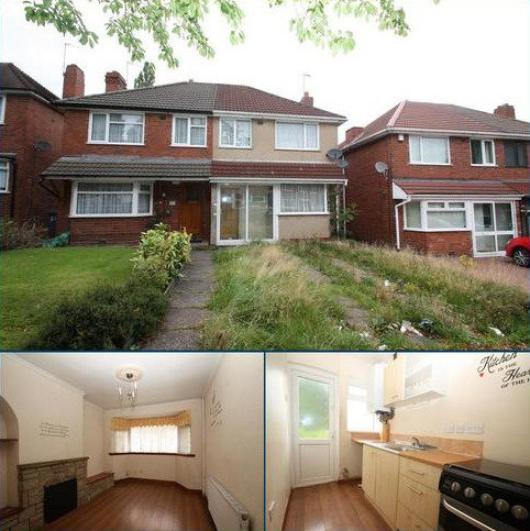 3 bedroom semi-detached house for sale - Monsal Road, Great Barr, Birmingham, West Midlands B42 2DE