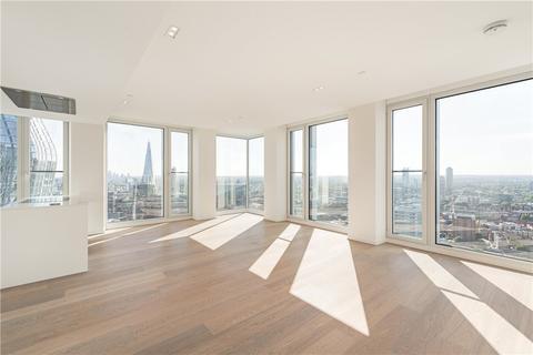 2 bedroom flat for sale - 55 Upper Ground, Southbank Tower, London, SE1